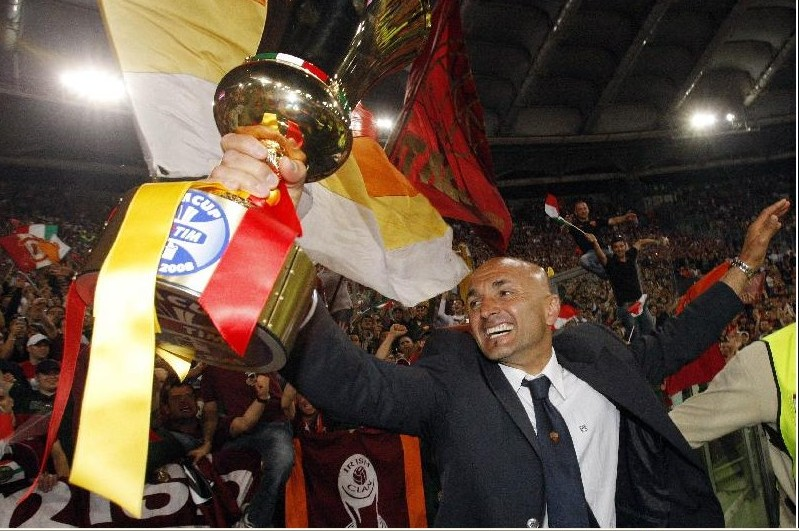 Spalletti et la Coppa